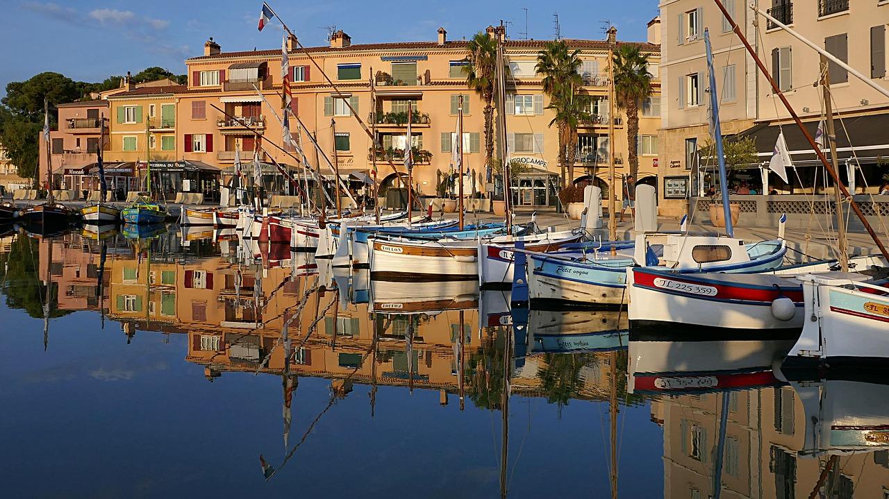 Cote d'Azur Sanary sur Mer
