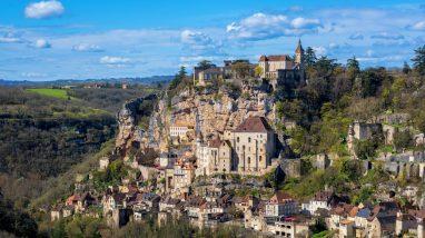 Rocamadour, l'un des plus beaux villages de France
