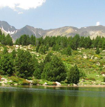 Lac Pyrénées Orientales