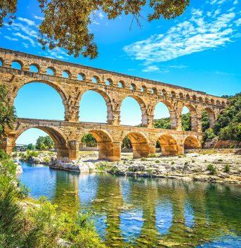 Pont du Gard Occitanie