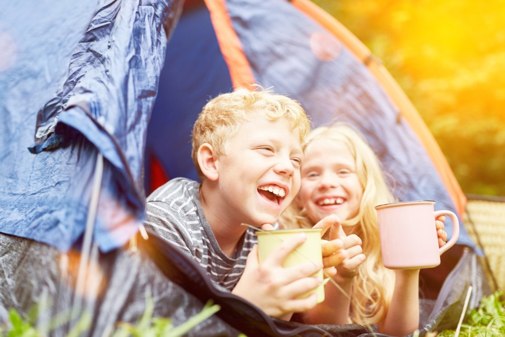 Guide to Camping in France with Kids